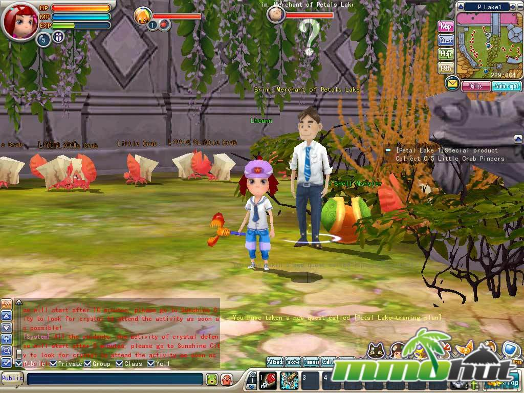 Fairy Story Online   MMOHuts Screenshots