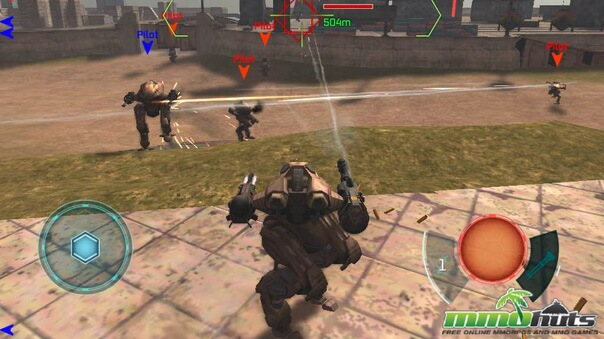 walking war robots gold glitch