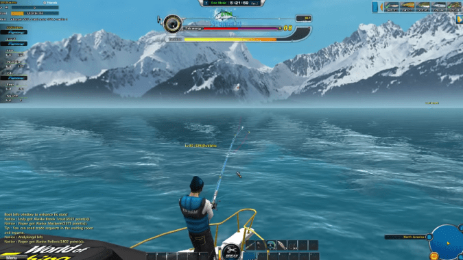World of Fishing   MMOHuts World of Fishing Big Game Fish Fight