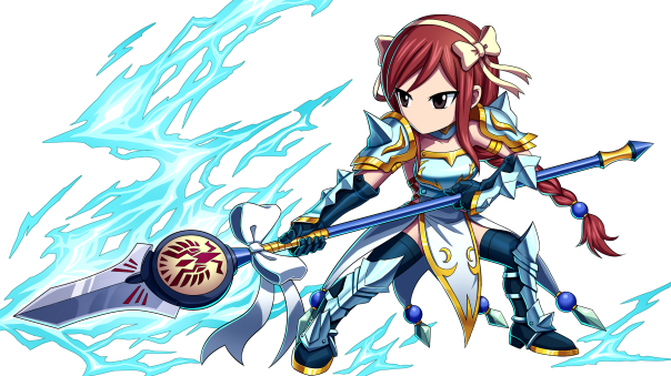 Brave Frontier X Fairy Tale Collaboration MMOHuts