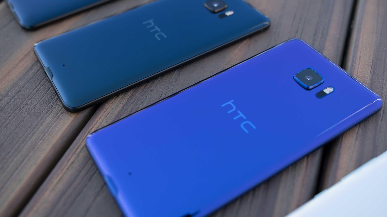 HTC unveils its 'unexpected surprise' announcement, shows off Blue Sapphire U Ultra