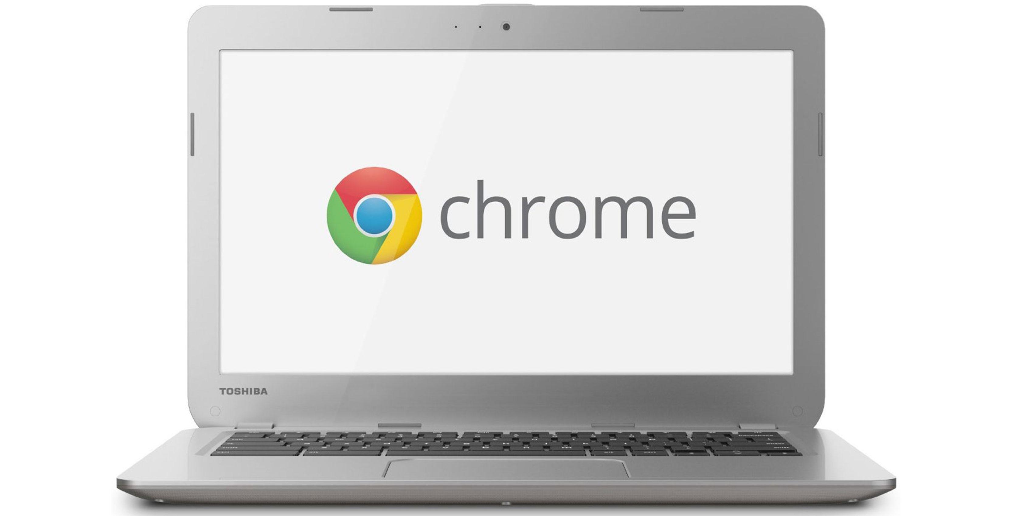 Google Chromebook design