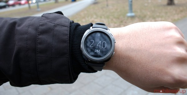 The Samsung Gear Sport is a capable smartwatch even for ...