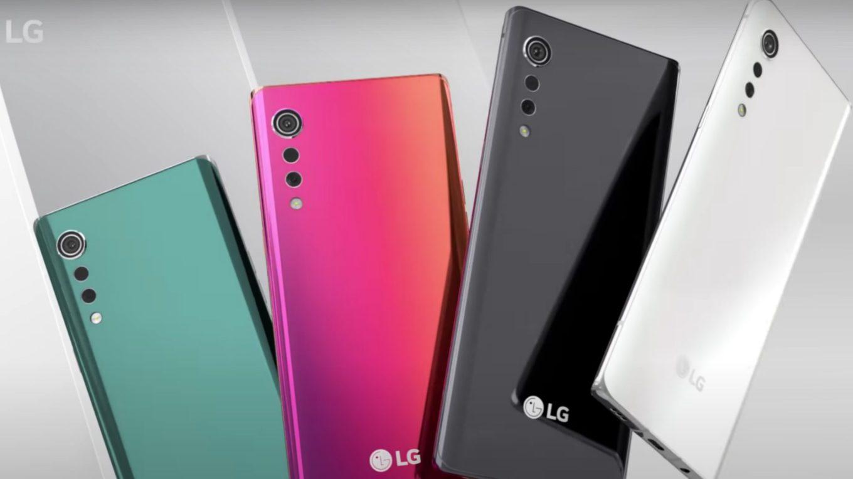 LG releases official teaser video for upcoming 'Velvet' smartphone