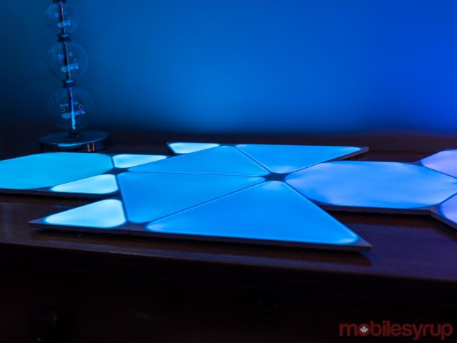 nanoleaf triangles low scaled