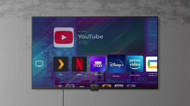 motorola tv interface