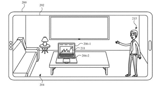 apple ar shopping patent