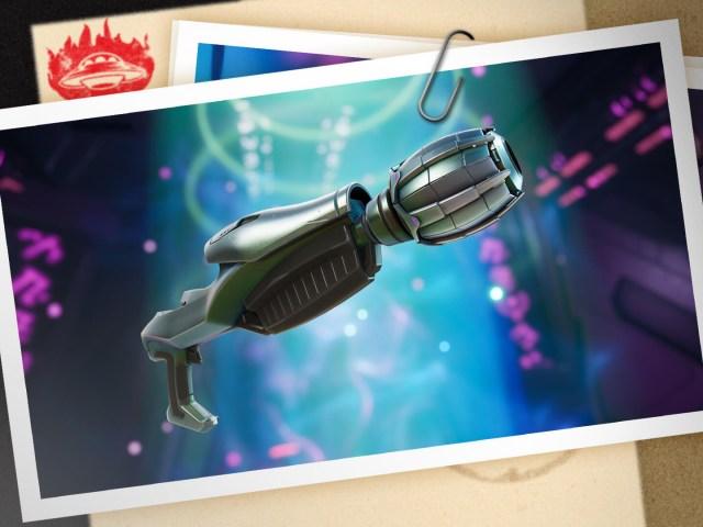 Kymera Gun