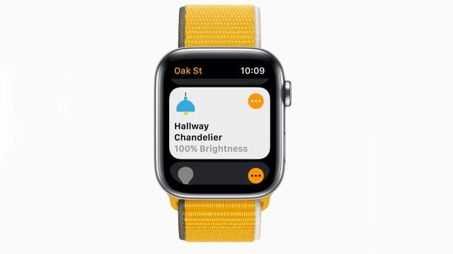 watchOS 8 Home App