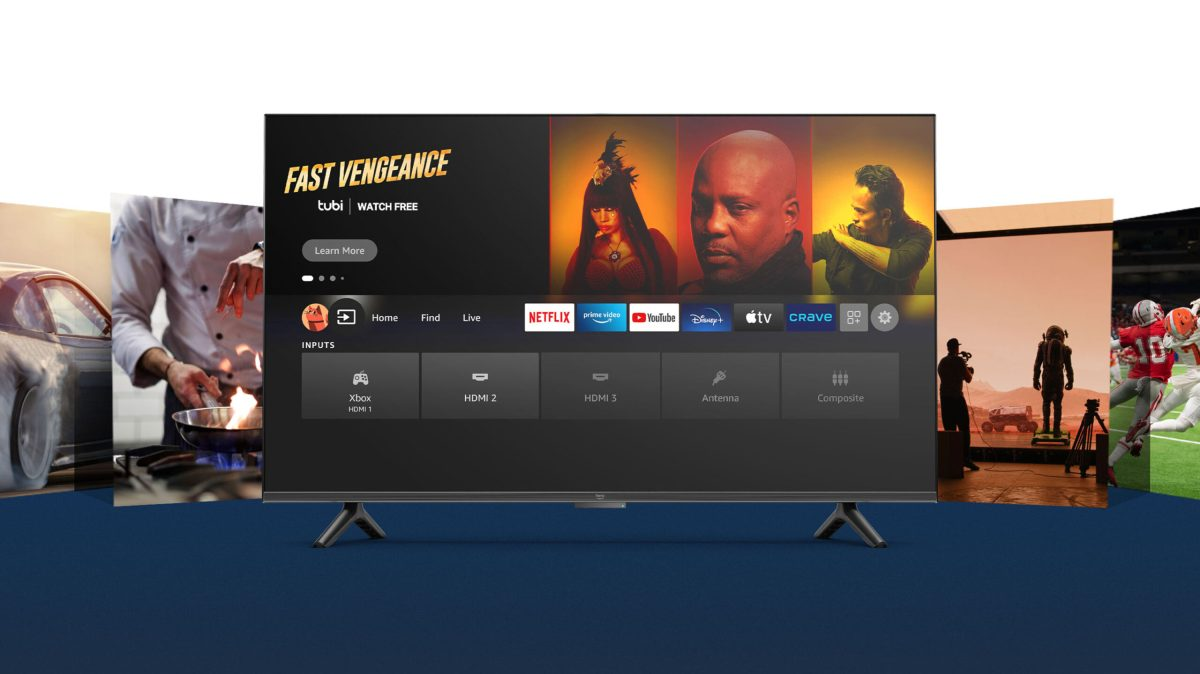 Amazon enters TV market with Fire TV Omni and 4-Series sets – MobileSyrup