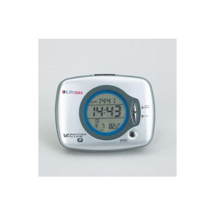 under pillow vibration alarm clock