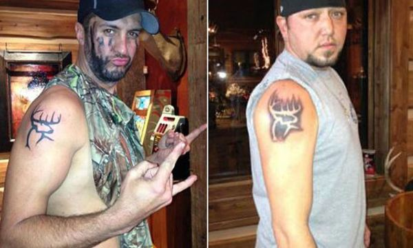 12 Country Music Stars With Tattoos [Pics]