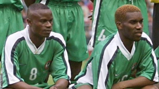 Duo urges Nigerians to 'stop looking for next Jay-Jay'