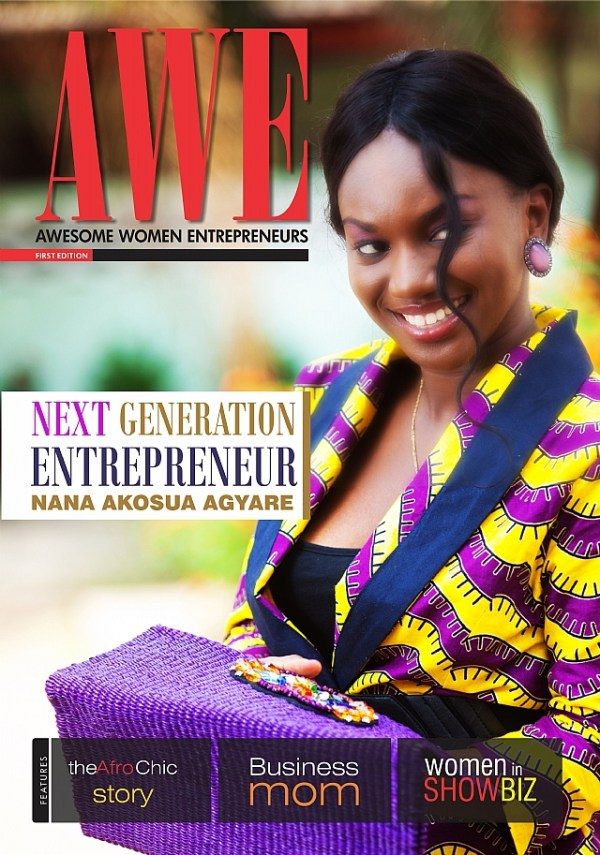 Second Lady Mrs Matilda AmissahArthur Unveils New AWE