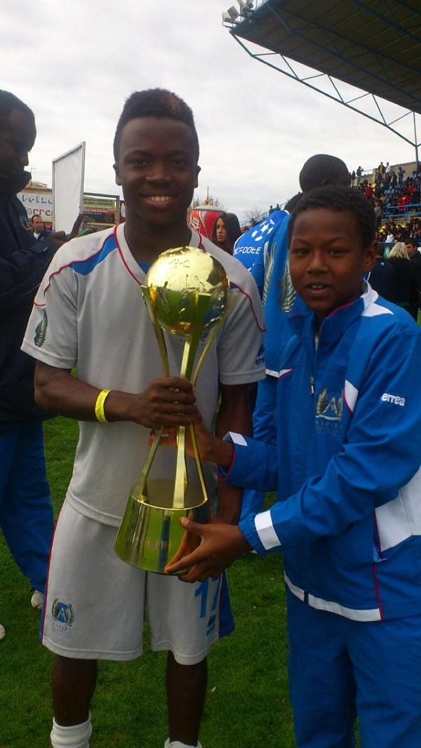 ModernGhana Player Of The Week Special Focus On Ghanas