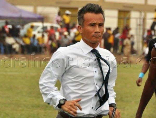 EXCLUSIVE: Hearts management give coach Kenichi Yatsuhashi ...