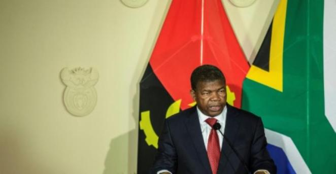 The new president Joao Lourenco sacked his predecessor's daughter as head of the state-run oil company as he set about dismantling the empire built by Jose Eduardo dos Santos.  By GIANLUIGI GUERCIA (AFP/File)