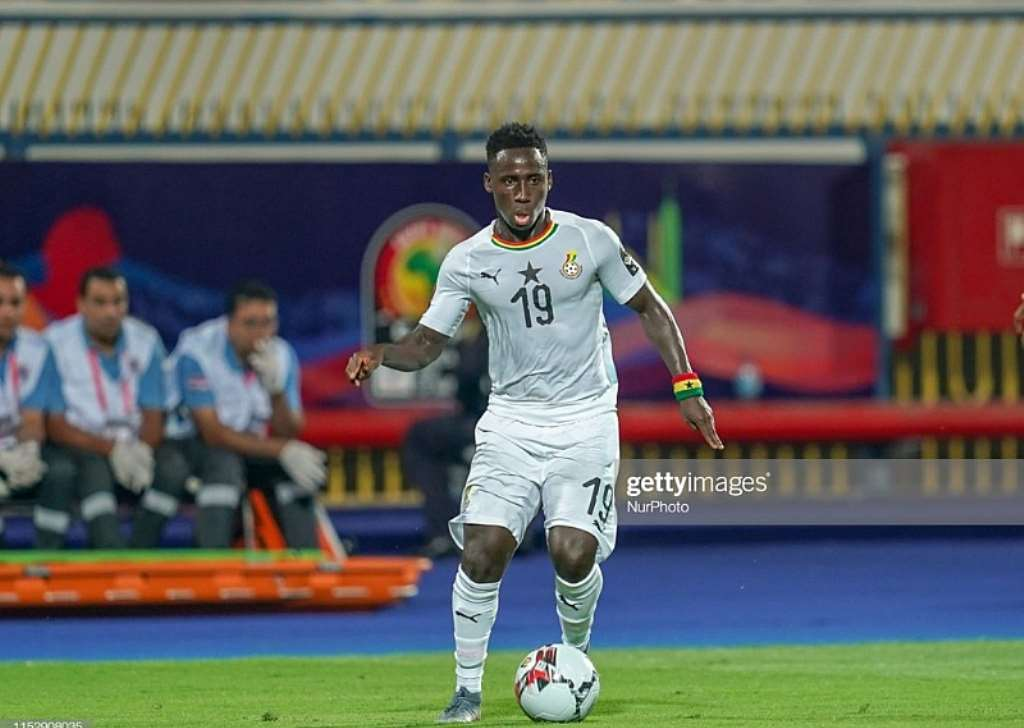 15 Things You Probably Do Not Know About Black Stars Winger Samuel Owusu