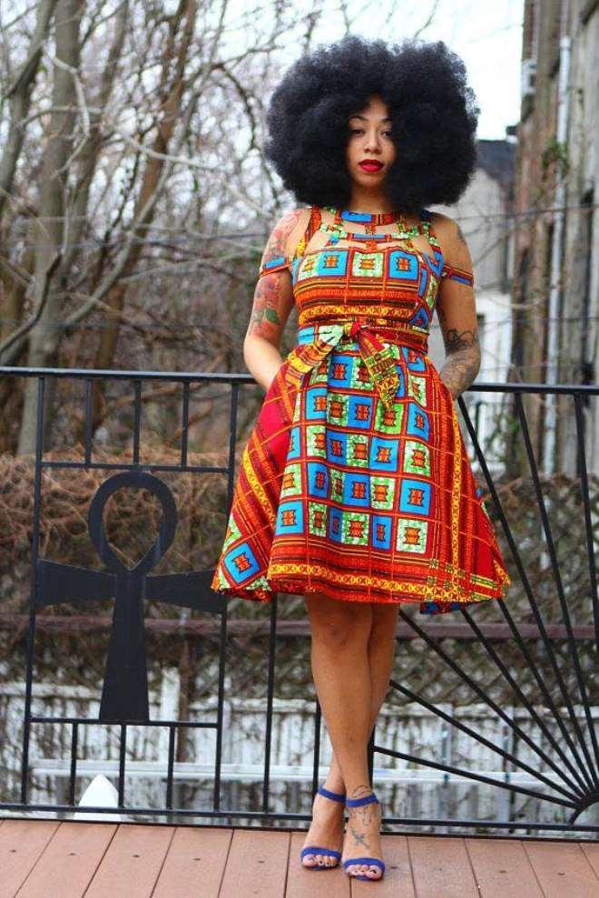 Trendy Flare Dress
