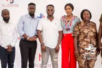 DJ Mensah Launches Health Foundation; Organizes Health Screening At Borstal Institute