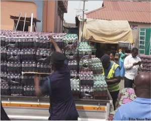 GRA Seizes Cartons Of Drinks From Shops Over Tax Stamp