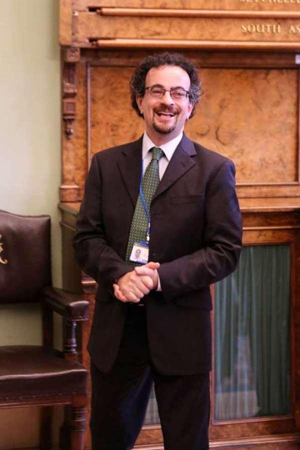 Hon. Jon Benjamin- British High Commissioner to Ghana ...