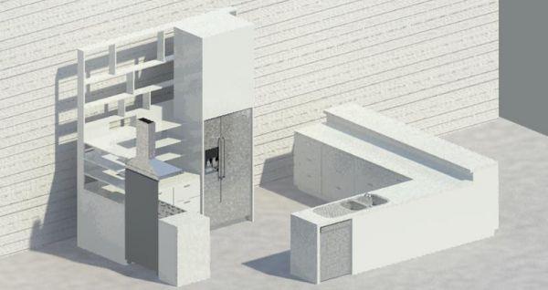 Kitchen For Revit Architecture 2011