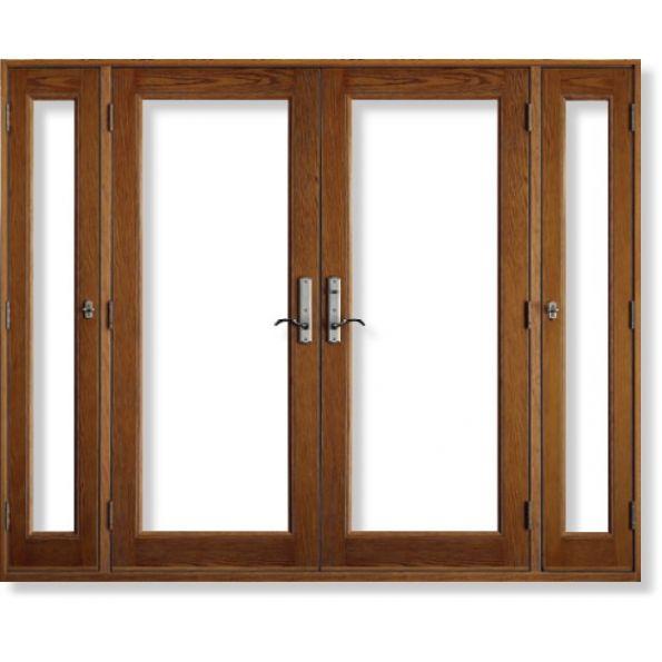 vented sidelight patio doors modlar com