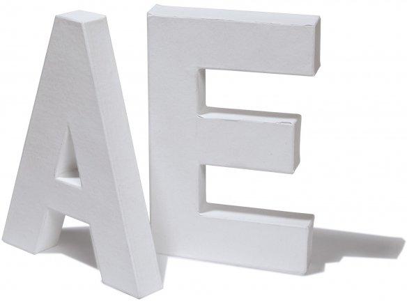 Karton Buchstaben Weiß Jetzt Online Kaufen Modulor