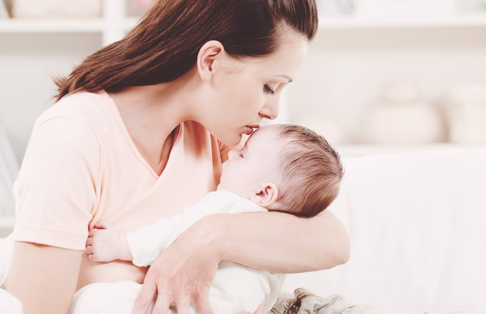 7 Easy Ways To Help Your Congested Infant Right Now