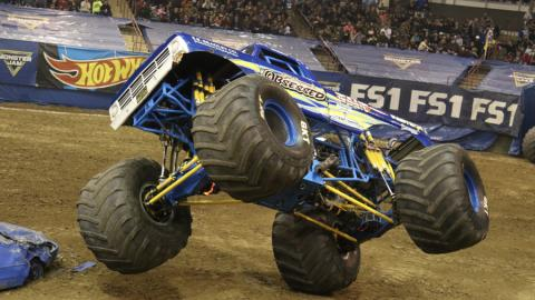 Obsessed Monster Jam Truck Monster Jam
