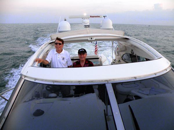 2000 Used Sunseeker Predator 56 Motor Yacht For Sale 395000 Miami FL