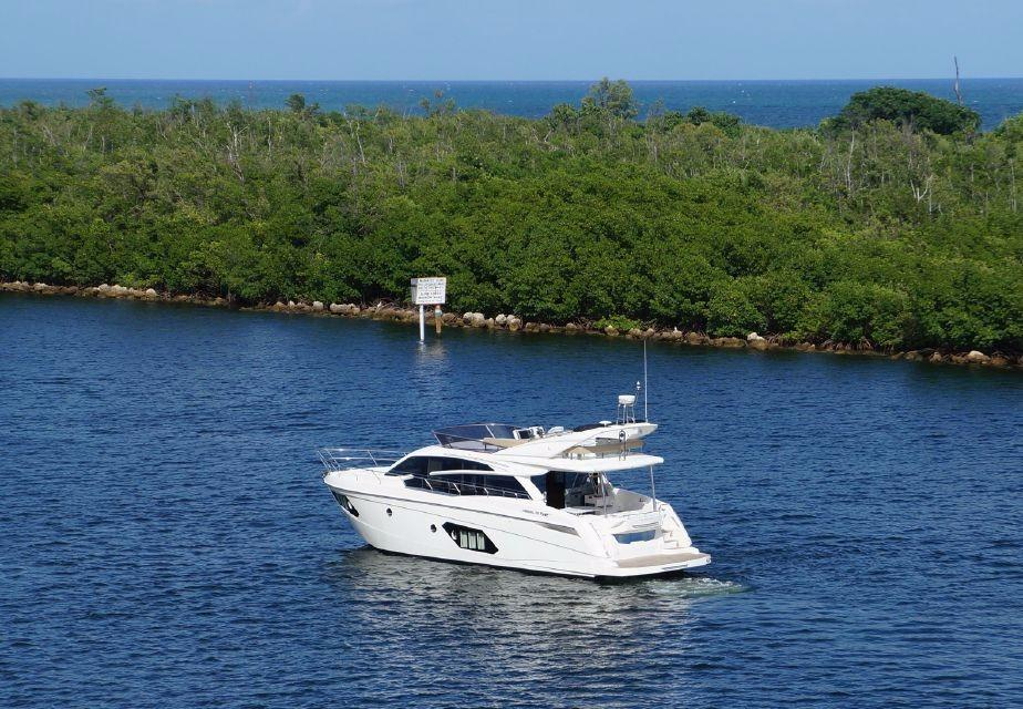 2015 New Absolute 56 Fly Motor Yacht For Sale 1350000