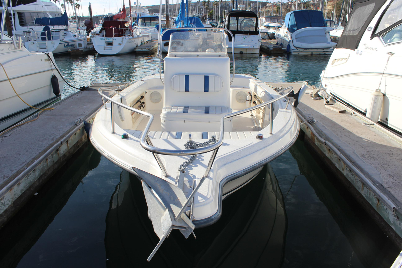 2002 Used Sea Fox 217 Center Console Center Console Fishing Boat For Sale 13900 Dana Point
