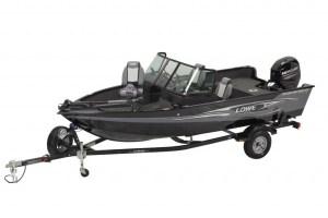 2016 New Lowe FM 165 Pro WT Aluminum Fishing Boat For Sale
