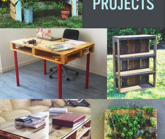 Diy Recycled Wooden Pallet Projects And Ideas For Furniture And Garden