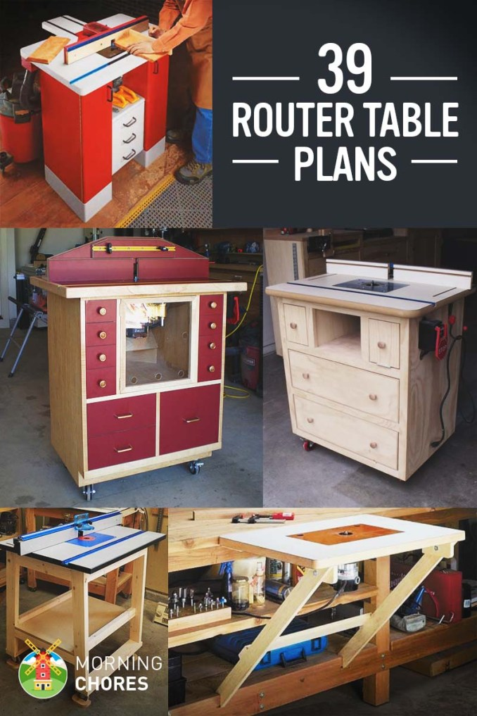 Router table diy jllesite 39 free diy router table plans ideas that you can easily build keyboard keysfo Gallery