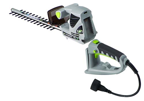 Electric Decker Black Trimmer And