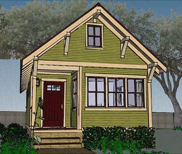 This Tiny House Goes A Little Smaller Than The Previous Plans Mentioned This House Comes In At  Square Feet