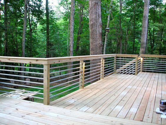 Deck Railing Ideas Diy