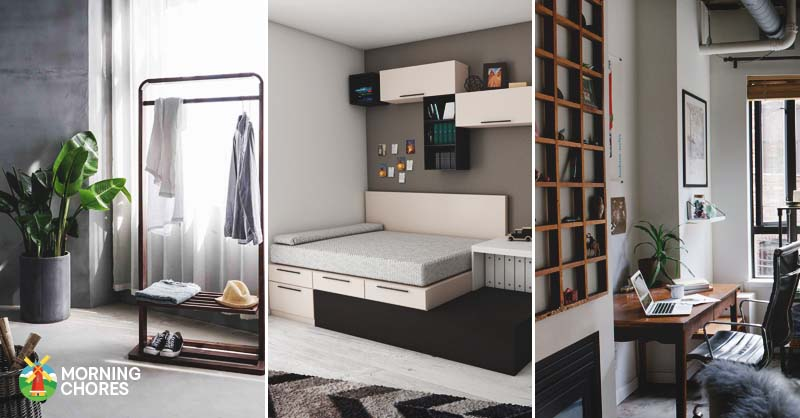 19 Space Saving DIY Bedroom Storage Ideas You Will Love