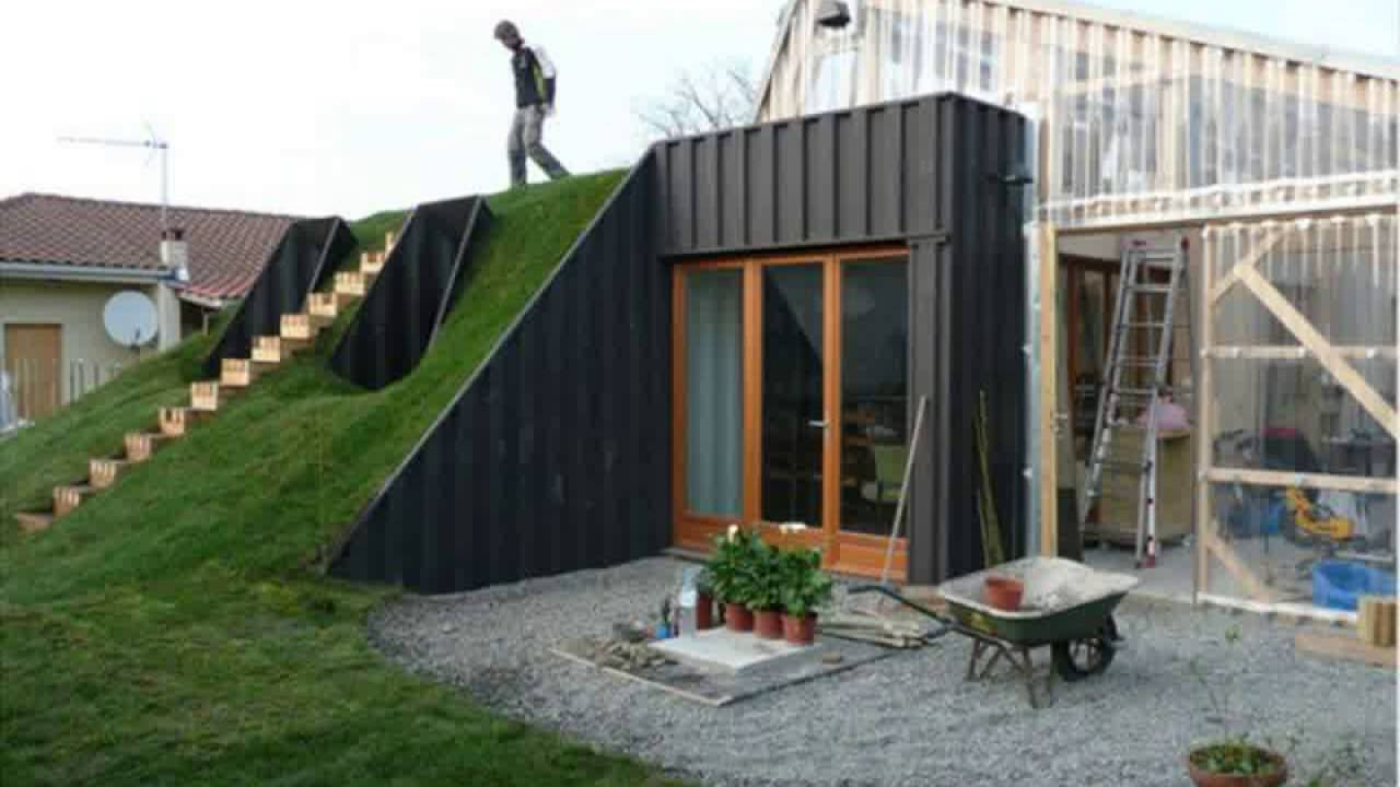 Best Kitchen Gallery: 23 Unique And Functional Underground Houses That Will Amaze You of Self Build Earth Sheltered Homes on rachelxblog.com