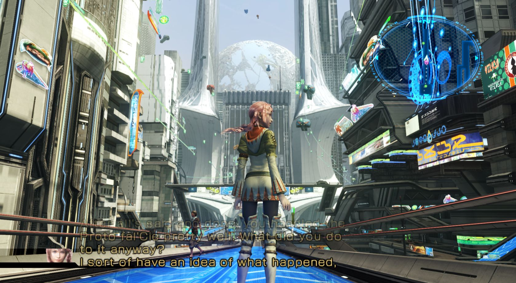 Final Fantasy XIII 2 Review PC Gamer