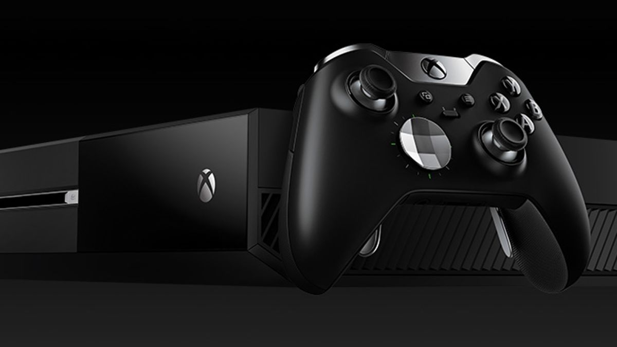 Xbox One Elite Console Bundles That Crazy Controller With