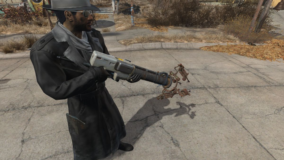 Fallout 4 Mod Lets You Put Any Attachment On Any Weapon