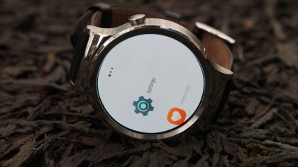 Huawei Watch Apps Page