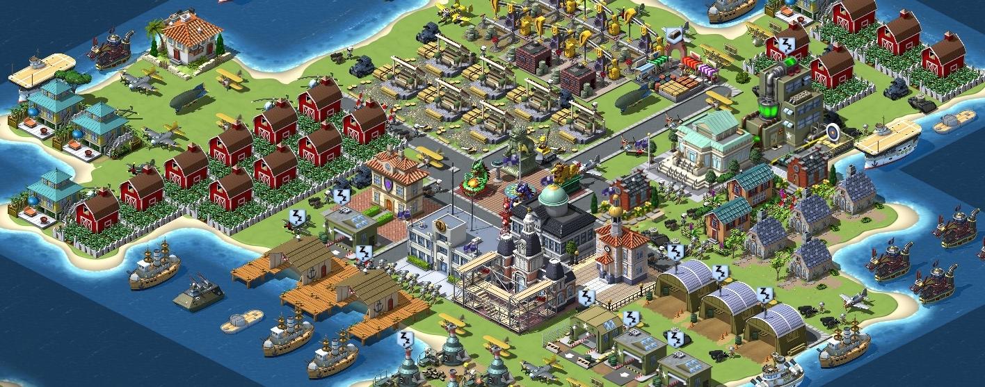 Play Game Farmville Zynga Facebook