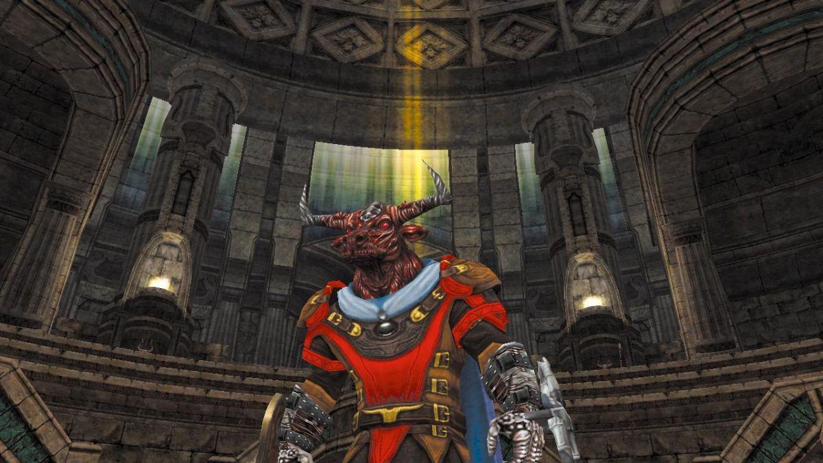 Dark Age Of Camelot Labyrinth Of The Minotaur Review GamesRadar