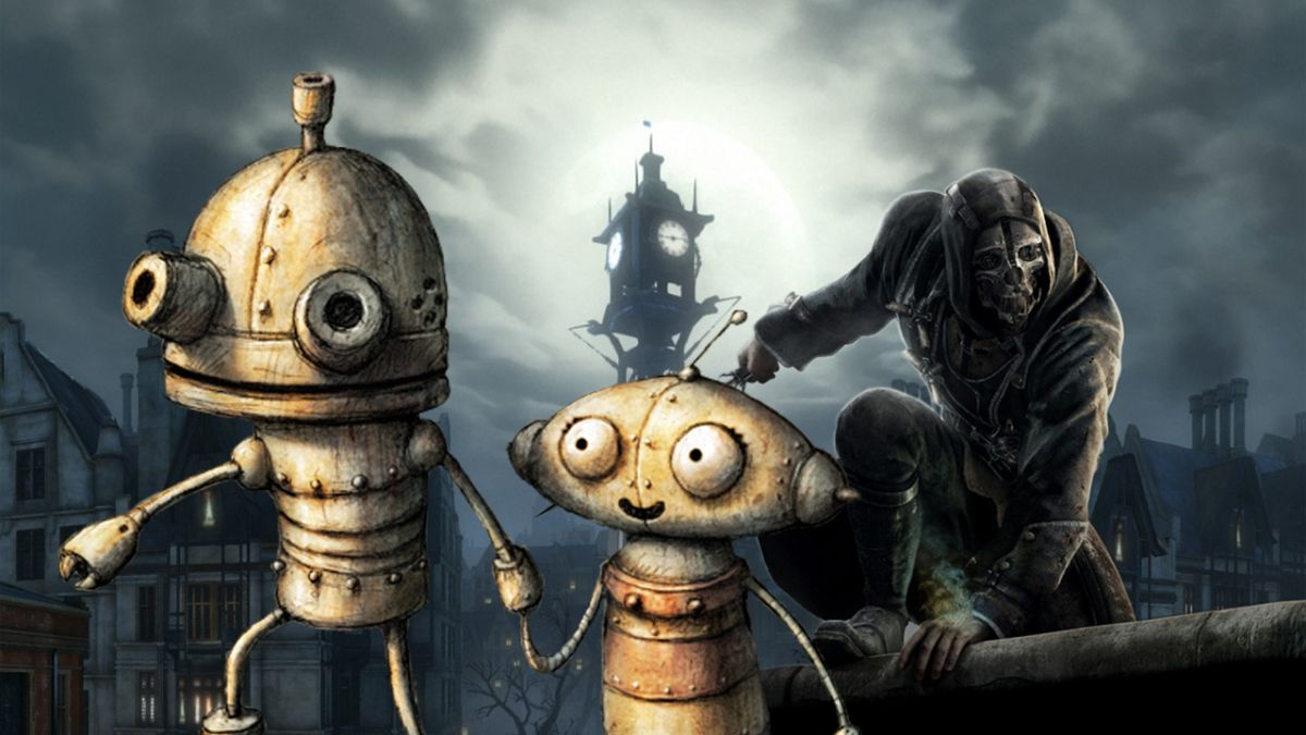 The Best Steampunk Games You Can Play Right Now GamesRadar