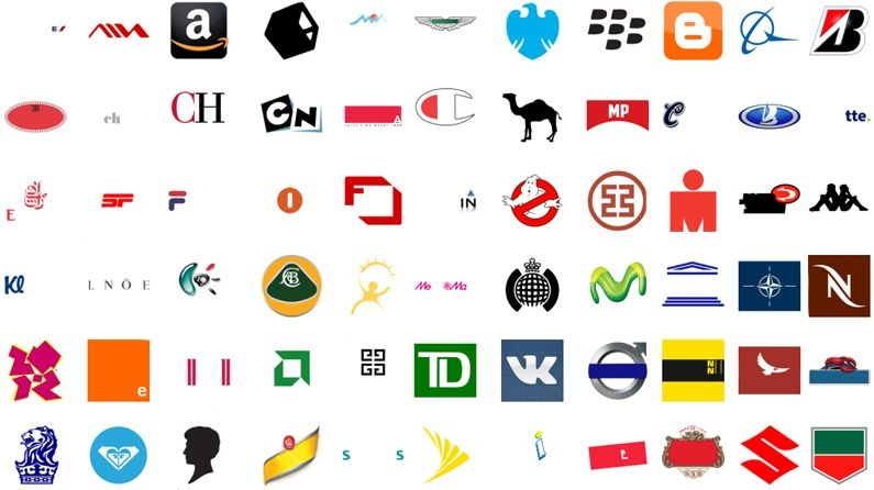 Names And Logos Without Answers